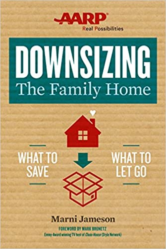 AARP Downsizing The Family HOme